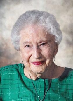Lucienne Gratton (née Duchesne)