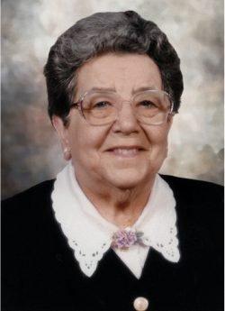 Marie Blanche Chartrand (née Senoock)