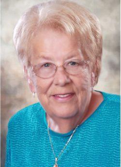 Jeannine Chatelain (née Simard)