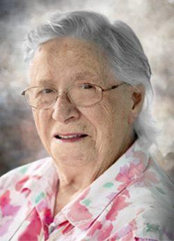 Georgette Delisle (née Mayer)