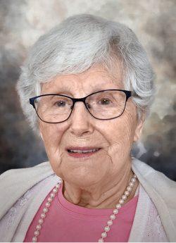 Claire Nault (née Vinette)