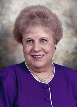 Lucille Lalonde (née Ranger)