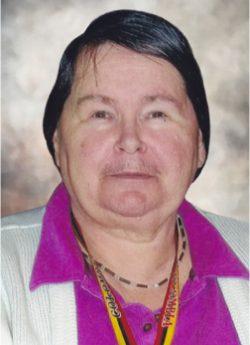 Aline Sauvé (née Villeneuve)