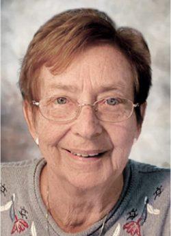 Cécile Gauthier (née Prud'Homme)