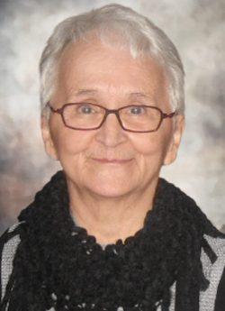 Claudette Labrèche (née Bercier)