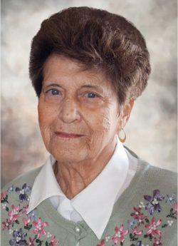 Thérèse Pilon (née Larocque)