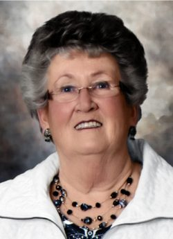 Mary Robinson (née Clark)