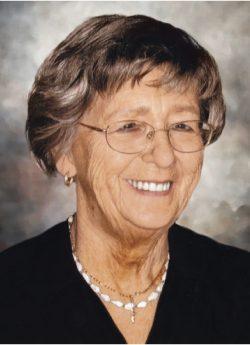 Albertine Gascon (née Kingsbury)