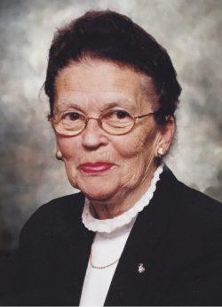 Viviane Racine (née Gratton)